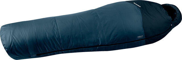 Mammut Nordic OTI 3-Season Sleeping Bag 180cm jay-dark jay (2019)